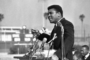Muhammed Ali Speaks